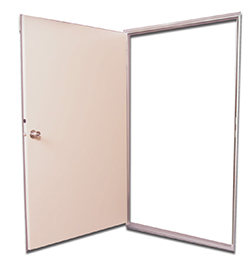 Utility Building Door - 250 Series